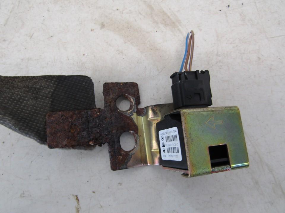 Esp Accelerator Sensor (ESP Control Unit) Mercedes-Benz C-CLASS 2000    2.2 A1635420618Q04