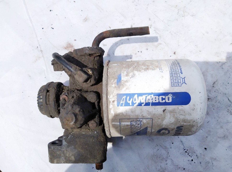 Air Dryer Truck - Mercedes-Benz Atego 2000    4.3 used