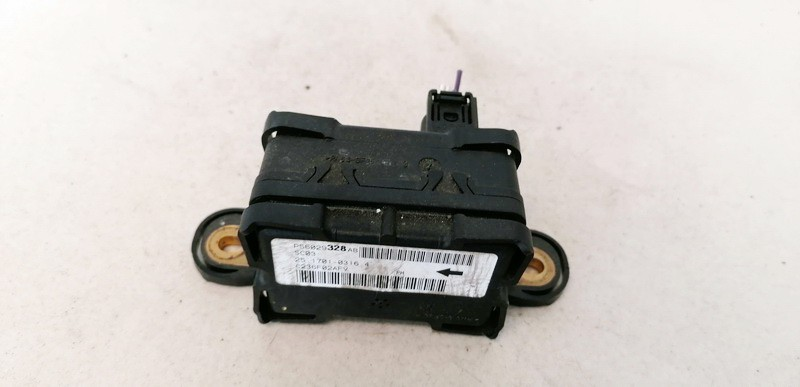 Esp Accelerator Sensor (ESP Control Unit) Chrysler 300C 2006    3.0 P56029328AB