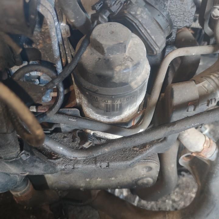 Tepalo filtro korpusas Opel Zafira 2004    2.0 90571672