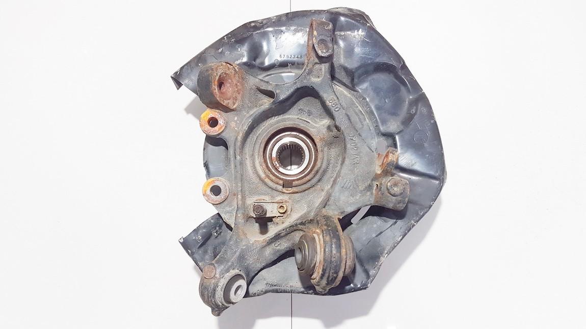 Stabdziu disko apsauga galine desine (G.D.) BMW 3-Series 2014    0.0 6792248