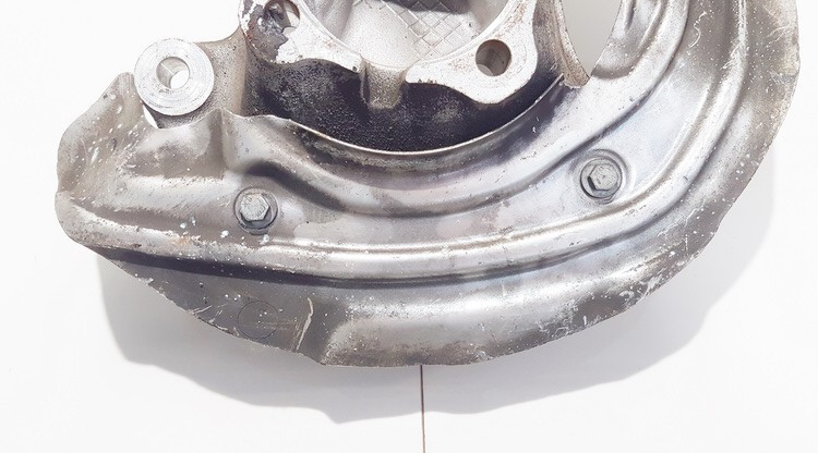 Stabdziu disko apsauga priekine desine (P.D.) BMW 3-Series 2014    0.0 used