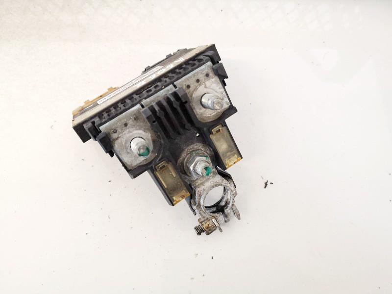 Akumuliatoriaus klemas (kontaktai) Nissan Qashqai 2015    1.5 p32seng