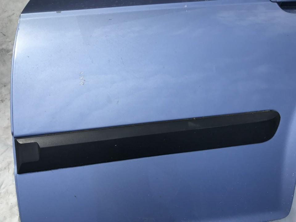 Hyundai  Getz Molding door - rear left side