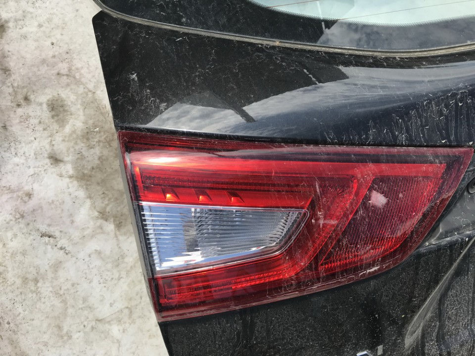 Galinio Dangcio zibintas G.K. (kapoto) Nissan Qashqai 2015    1.5 used