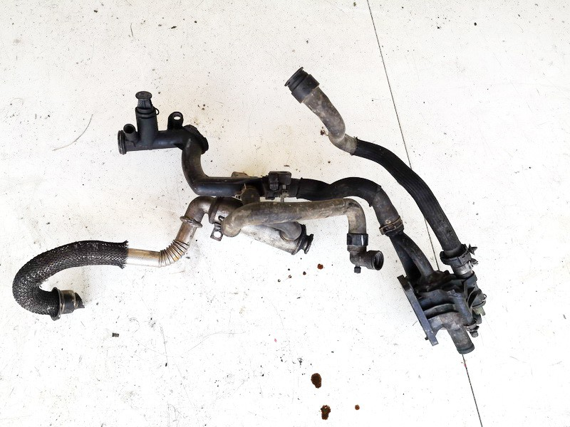 EGR ausintuvas (Ismetamuju duju ausintuvas (EGR)) Suzuki SX4 2009    1.6 9646762280