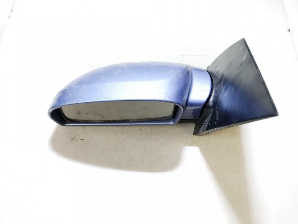 used used Exterior Door mirror (wing mirror) left side Hyundai Getz 2004 1.3L 14EUR EIS01111601