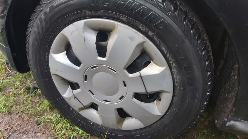 used Used Tin ring set R15 Audi A3 2000 1.9L 54EUR EIS01111604
