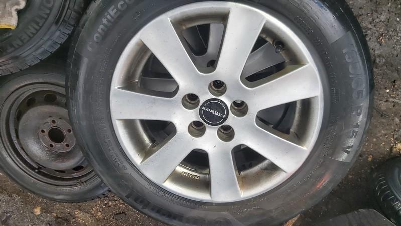 used Used Wheels kit R15 Volkswagen Golf 2001 1.9L 90EUR EIS01111614