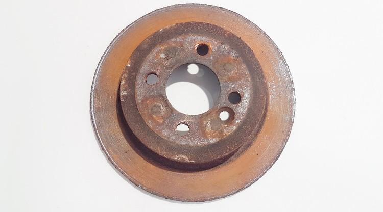 MINI  ONE Galinis stabdziu diskas