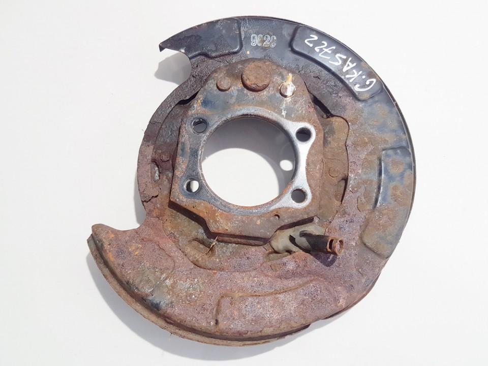 Stabdziu disko apsauga galine kaire (G.K.) Subaru Legacy 2010    2.0 used