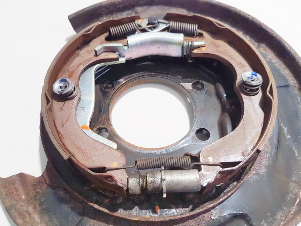 Rankinio stabdzio mechanizmas Subaru Legacy 2010    2.0 akfa23ff