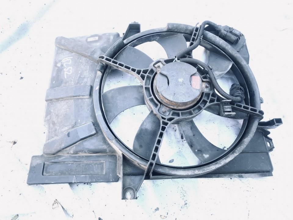 Hyundai  Getz Diffuser, Radiator Fan