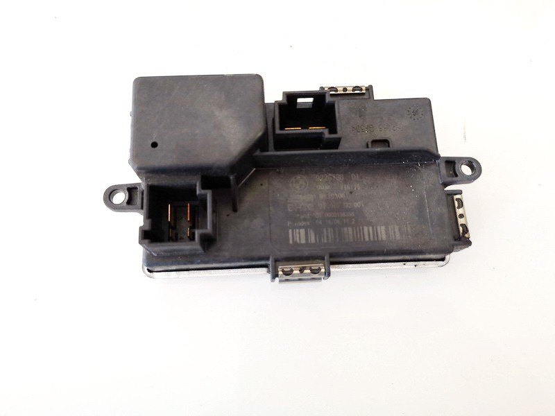 Peciuko reostatas (ezys) (ventiliatoriaus rele) BMW 5-Series 2011    0.0 9226780
