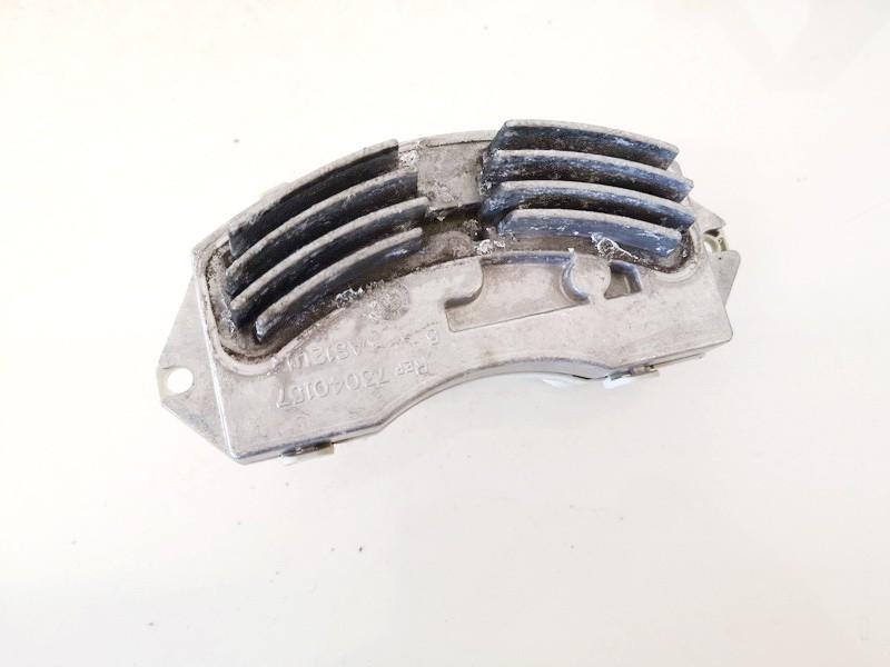 Peciuko reostatas (ezys) (ventiliatoriaus rele) BMW 1-Series 2005    1.8 985464fh