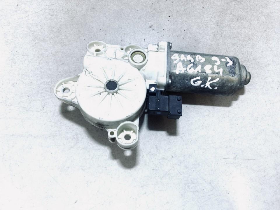 Duru lango pakelejo varikliukas G.K. SAAB 9-3 2004    2.0 used