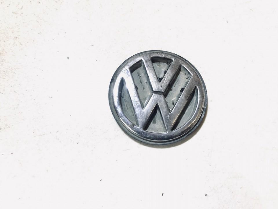 Galinis zenkliukas (Emblema) Volkswagen Golf 1998    0.0 3a9853630