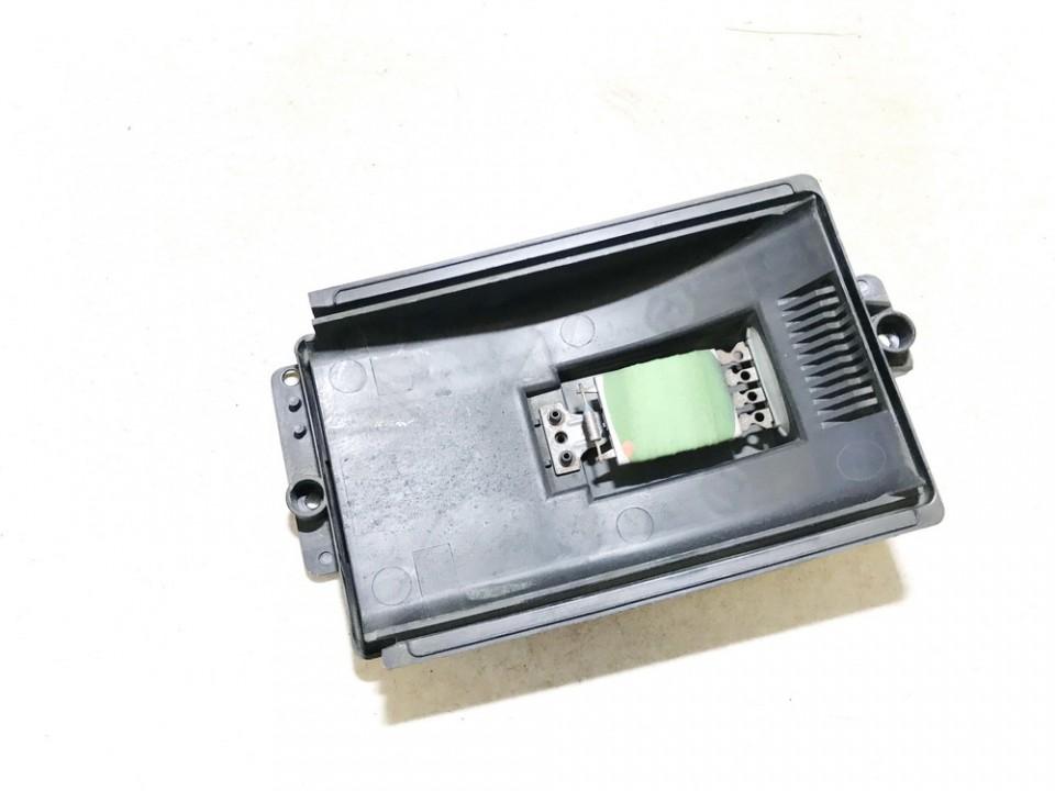 Peciuko reostatas (ezys) (ventiliatoriaus rele) Volkswagen Bora 1999    1.9 used