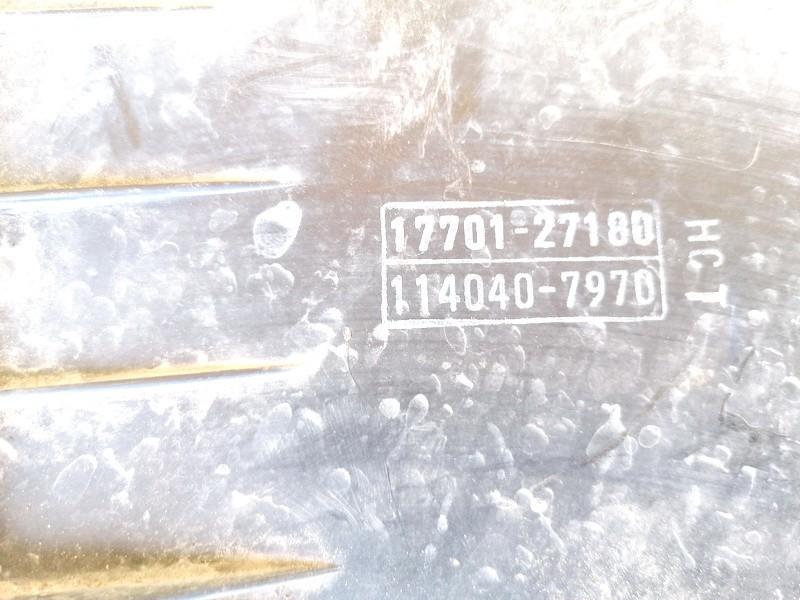 Oro filtro deze Toyota Avensis Verso 2001    2.0 1770127180