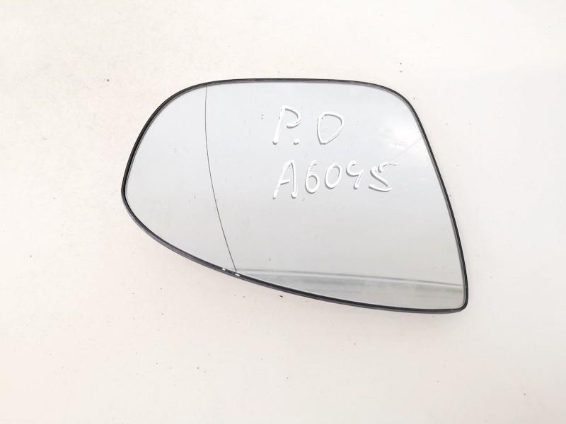 Duru veidrodelio stikliukas P.D. (priekinis desinys) Opel Meriva 2011    1.7 212834356