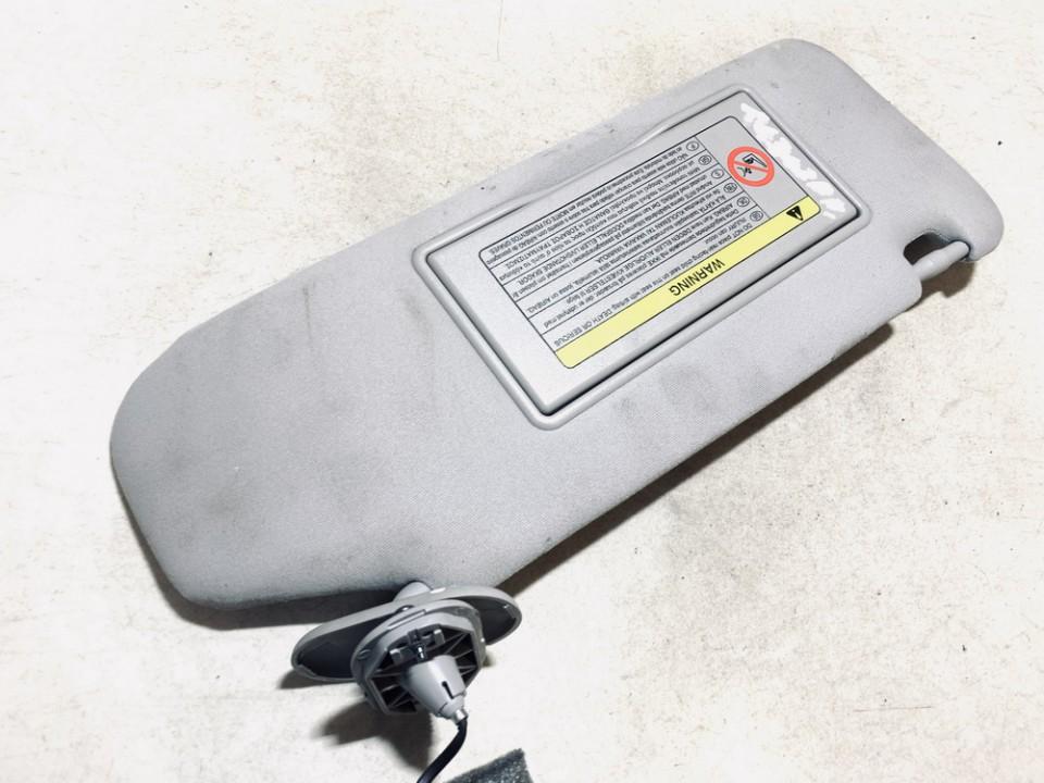 Apsauga nuo saules Toyota Avensis 2006    1.6 used