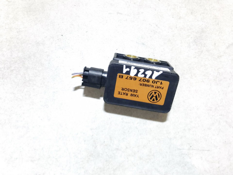 ESP greitejimo sensorius Volkswagen Golf 2001    1.9 1j1907637b