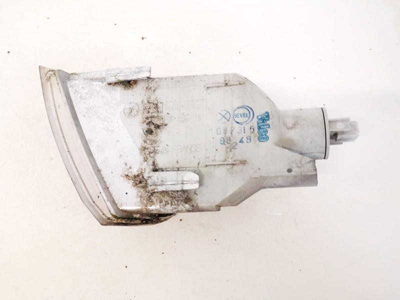 Posukis P.K. Citroen Evasion 1999    2.0 used