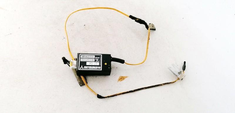 Outside Temperature Sensor Reading Mitsubishi Carisma 2003    1.9 MR460499
