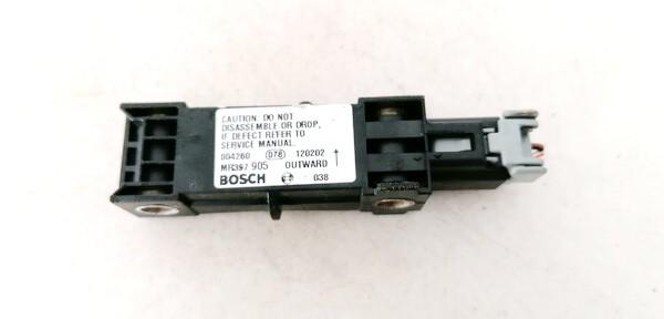 Srs Airbag daviklis Mitsubishi Carisma 2003    1.9 MR397905