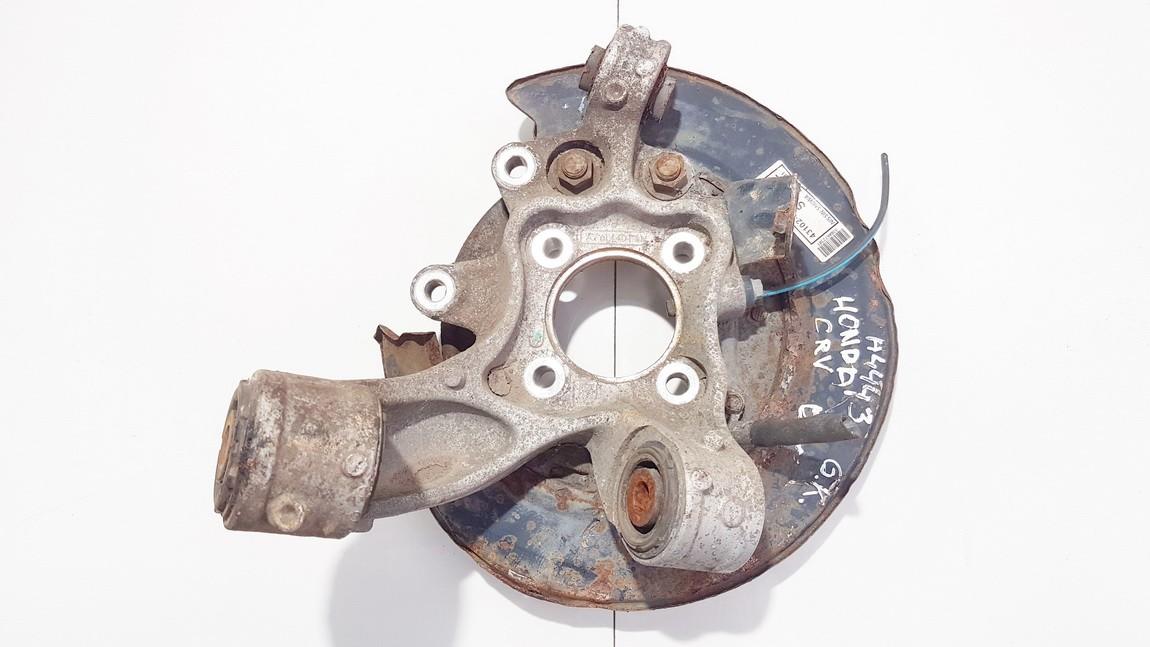 Stabdziu disko apsauga galine kaire (G.K.) Honda CR-V 2008    2.2 08672381