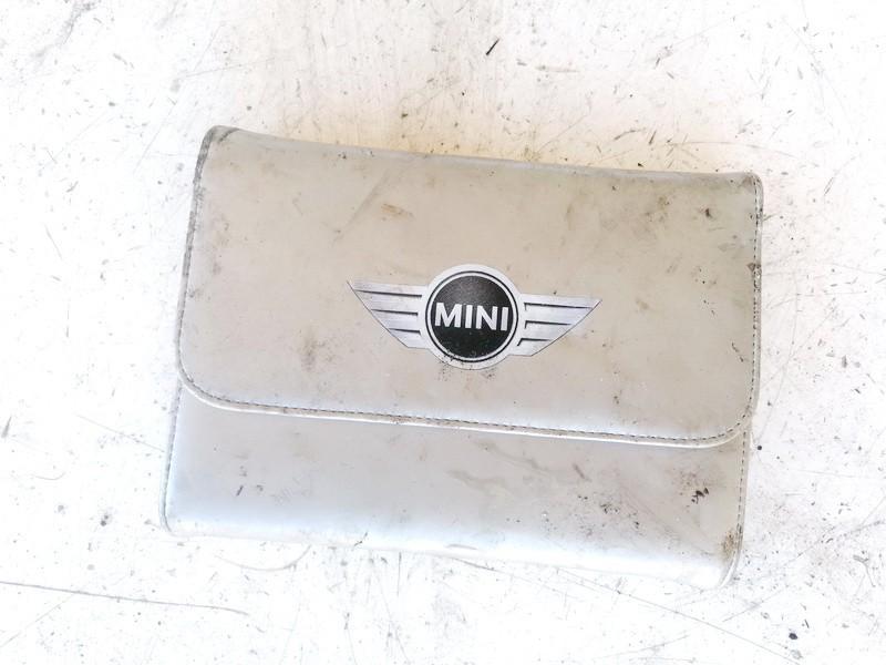 Manual Handbook Wallet (service manual) MINI Cooper 2006    0.0 USED