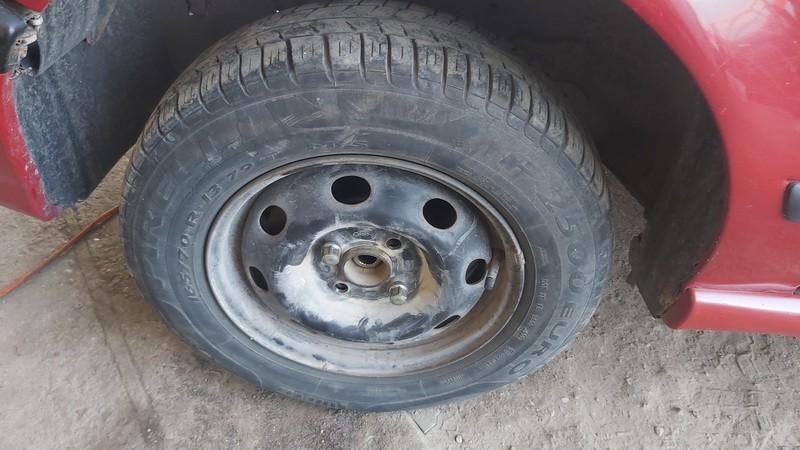 Skardiniu ratu komplektas R13 Renault 19 1993    1.9 used