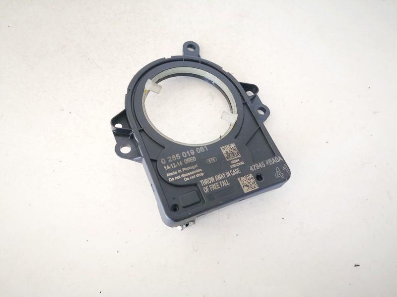 Steering Wheel Angle Controller Sensor Nissan Qashqai 2007    0.0 0265019061