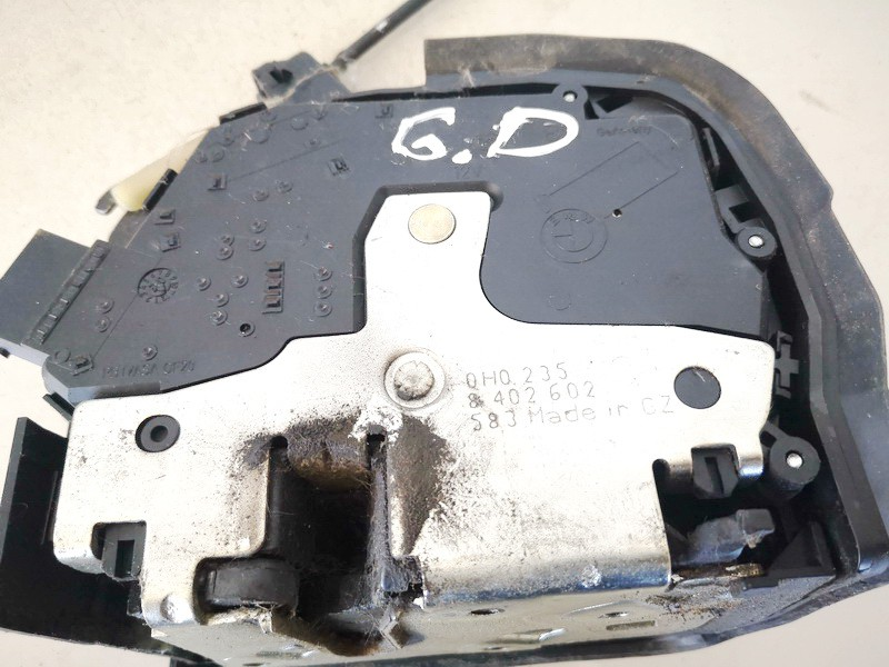 Duru spyna G.D. BMW X5 2004    3.0 8402602