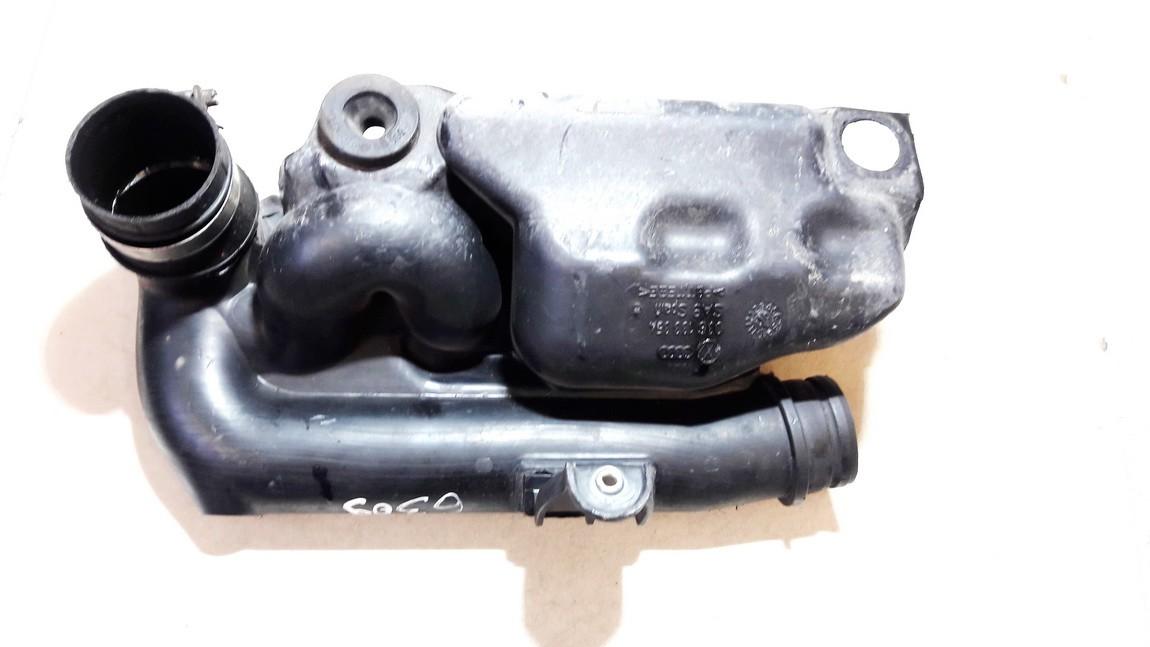 Isiurbimo rezonatorius Audi A2 2002    1.4 036133354