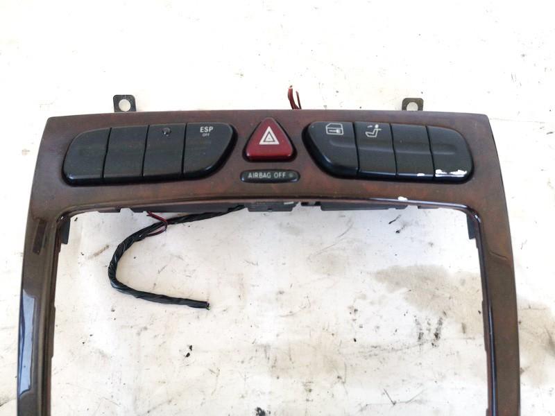 Avarinio jungiklis Mercedes-Benz C-CLASS 2000    2.2 2038203710