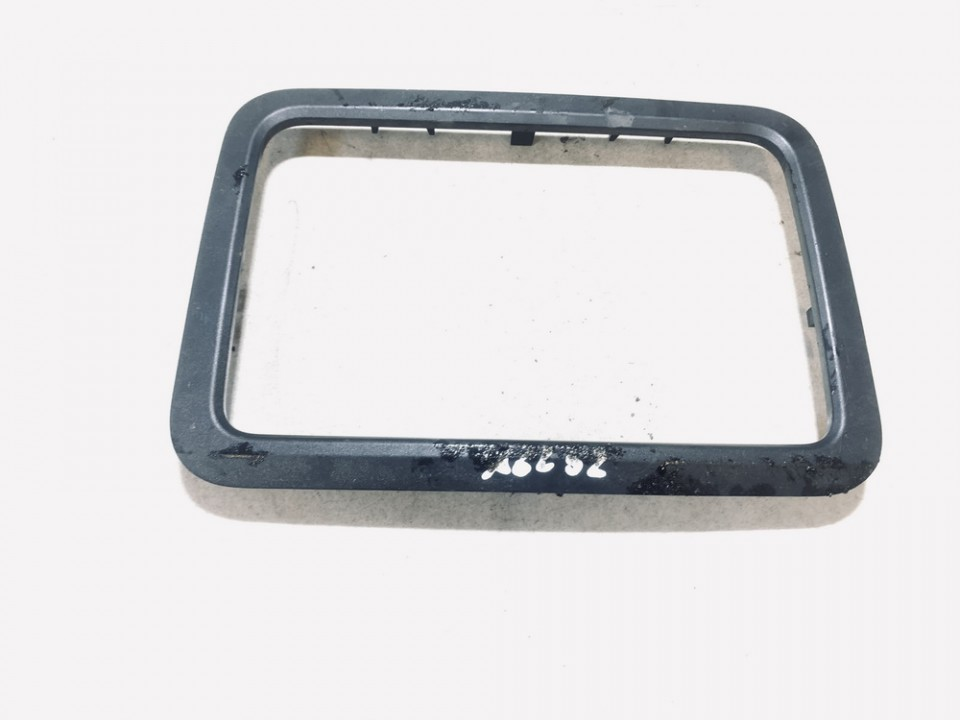 Salono apdaila (plastmases) Skoda  Fabia, II 5J 2010.06 - 2014.06 facelift