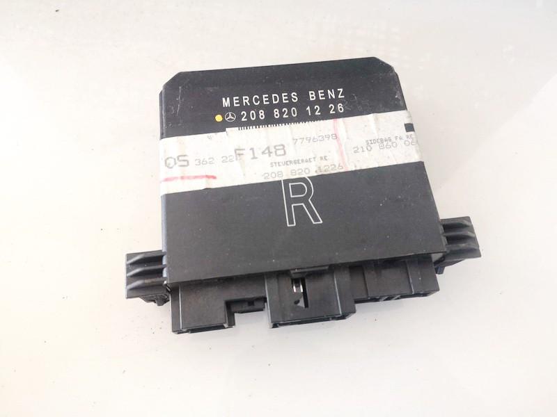 Duru valdymo blokelis Mercedes-Benz E-CLASS 1999    2.0 2088201226