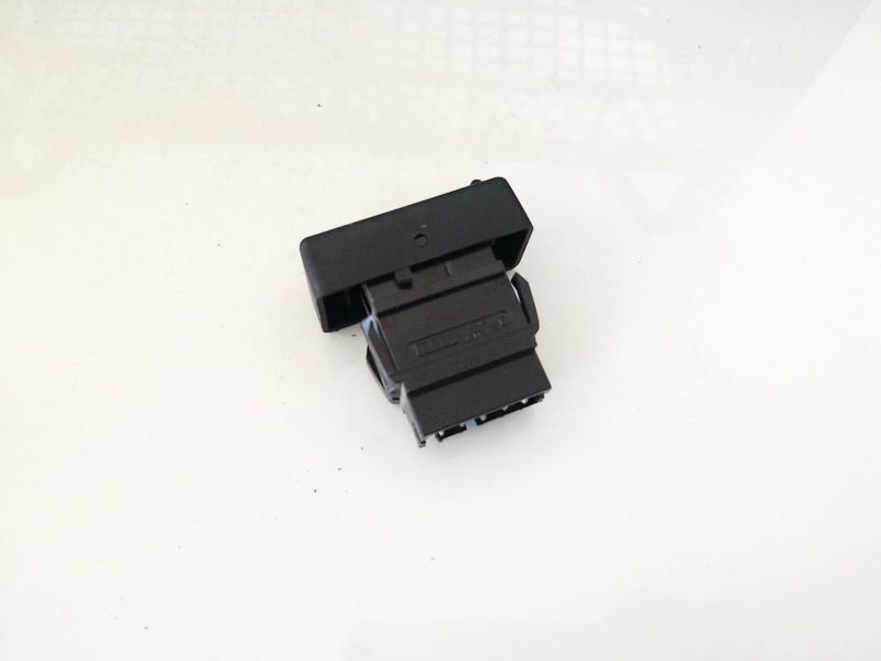 Door central locking lock switch control (DOOR LOCK SWITCH) Renault 19 1993    1.9 used