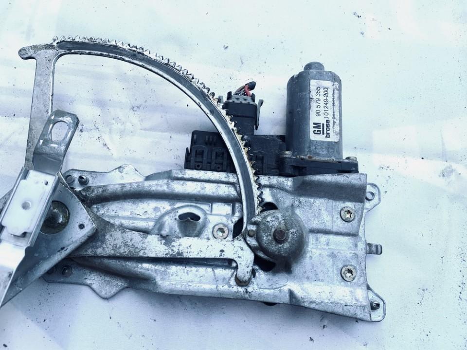 Duru lango pakelejo varikliukas P.K. Opel Zafira 2003    2.2 90579355