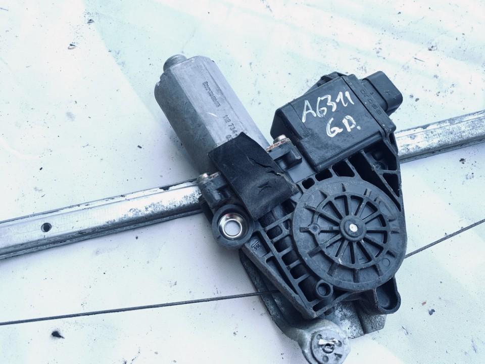 Duru lango pakelejo varikliukas G.D. Opel Zafira 2003    2.2 0130821