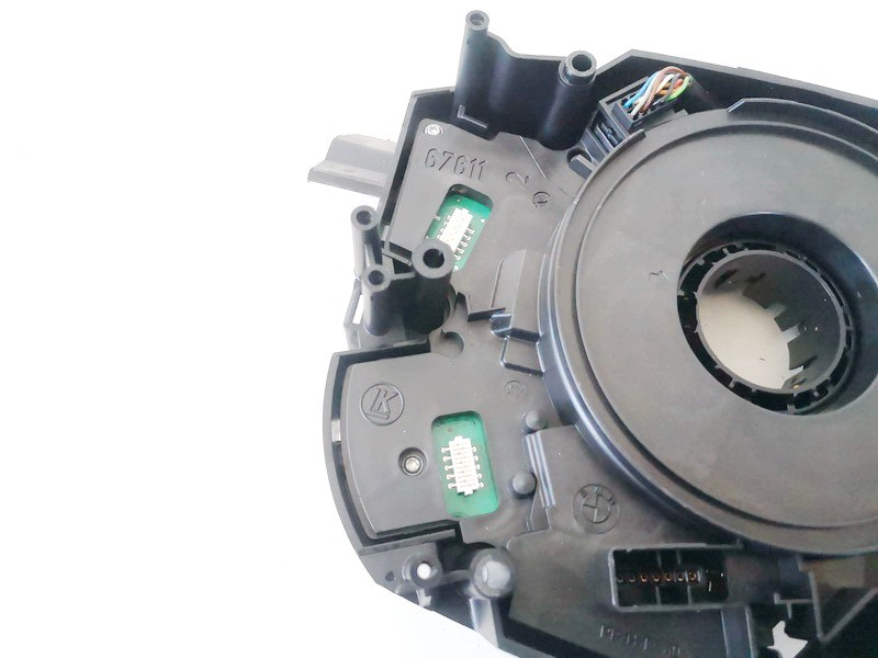 Steering Wheel Angle Controller Sensor BMW 5-Series 2005    0.0 917021103
