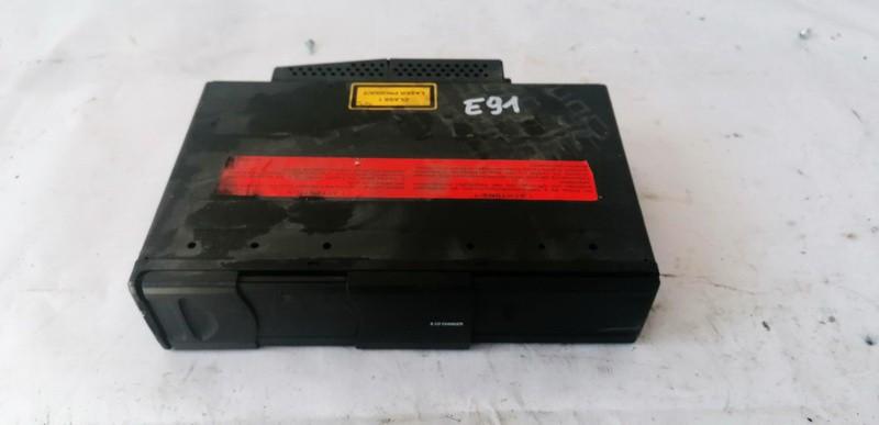CD changers BMW 3-Series 2007    0.0 6512918132601