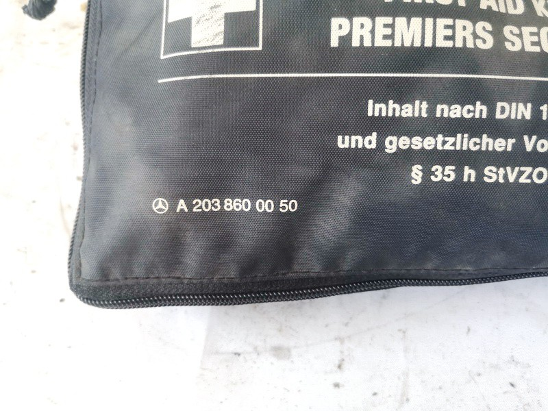 First Aid Kit Mercedes-Benz C-CLASS 2000    2.2 a2038600050