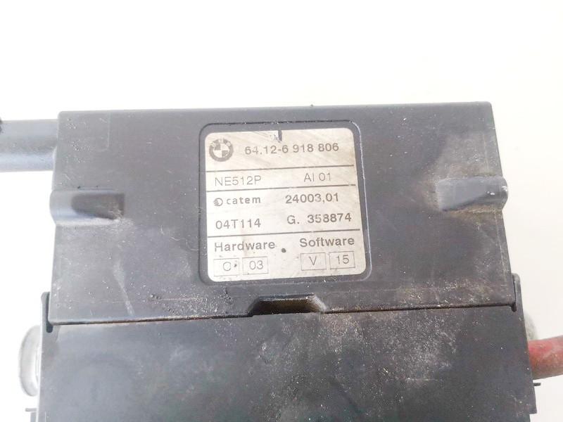 Ausinimo skyscio pasildytojas (Vandens sildytuvas) BMW 3-Series 1999    2.0 64126918806