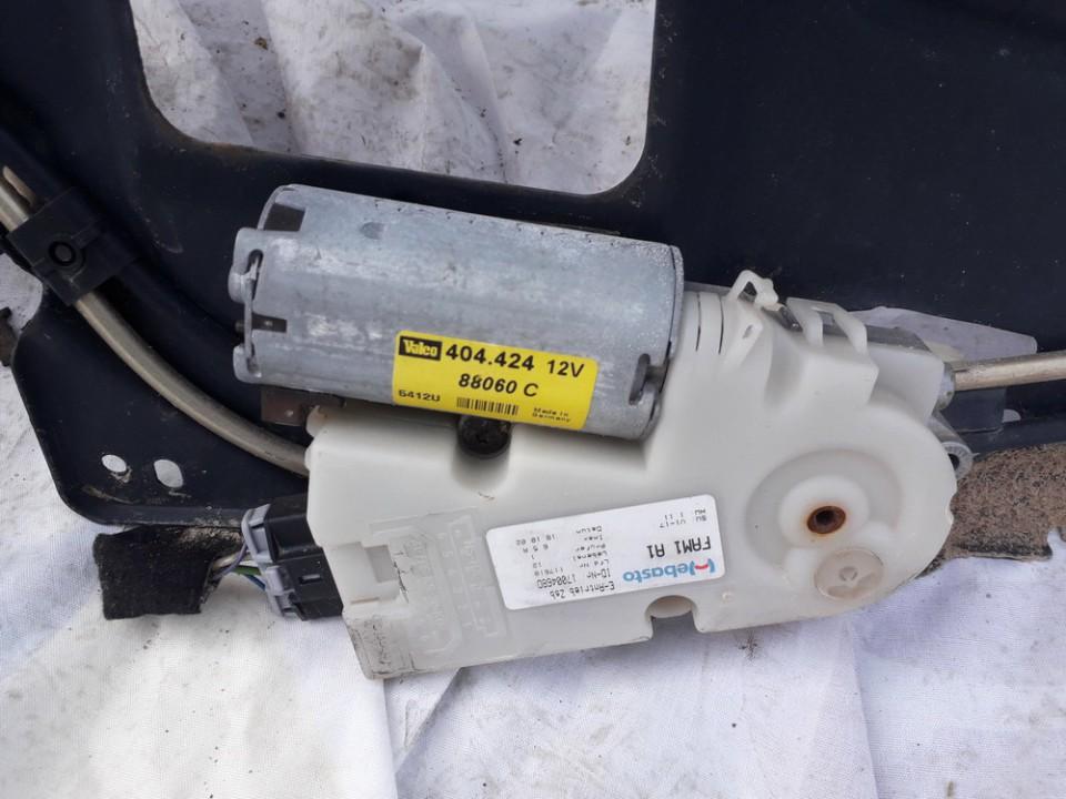 Sunroof Motor Peugeot 307 2003    2.0 40442412V