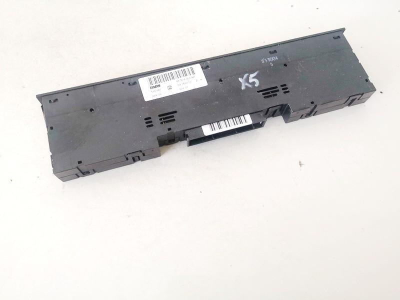 Sedyniu sildymo mygtukas BMW X5 2005    3.0 61316953941