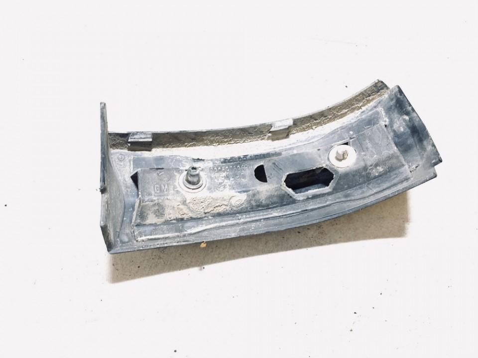 Bamperio moldingas G.D. Opel Zafira 2003    2.2 090597596