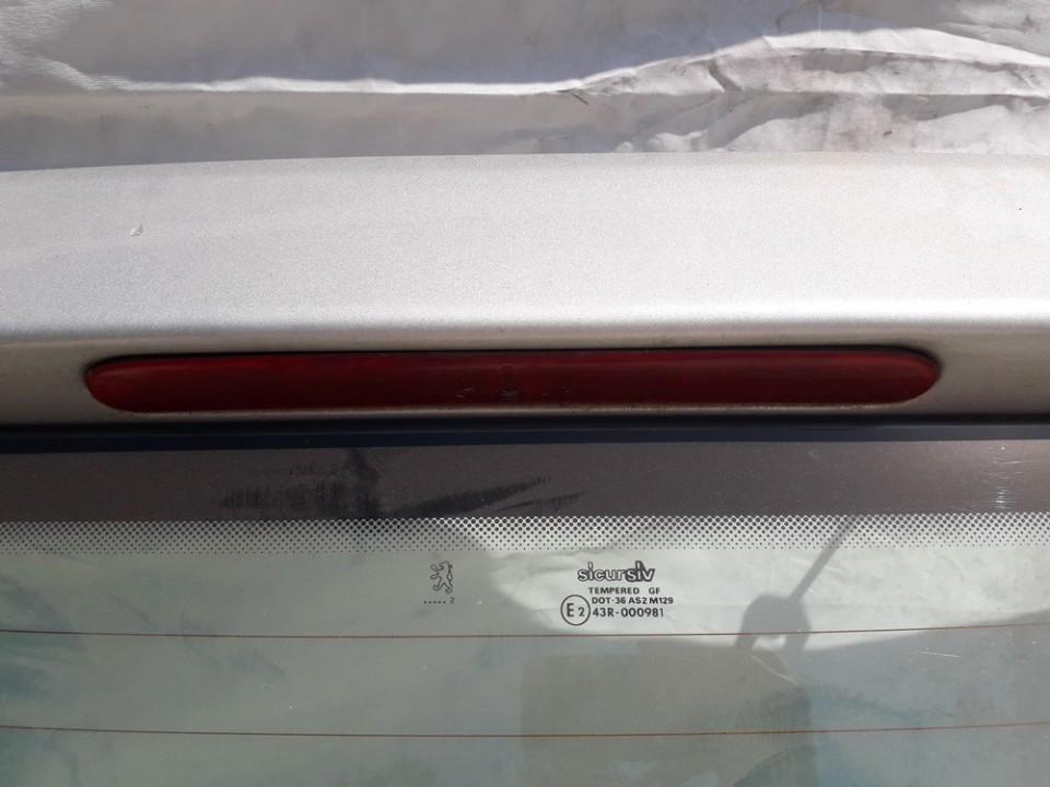 Peugeot  206 Emergency Third Brake Light (Third Brake Light)
