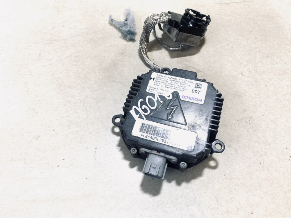 Zibinto xenon blokelis Subaru Impreza 2009    2.0 nzmic111lbca000